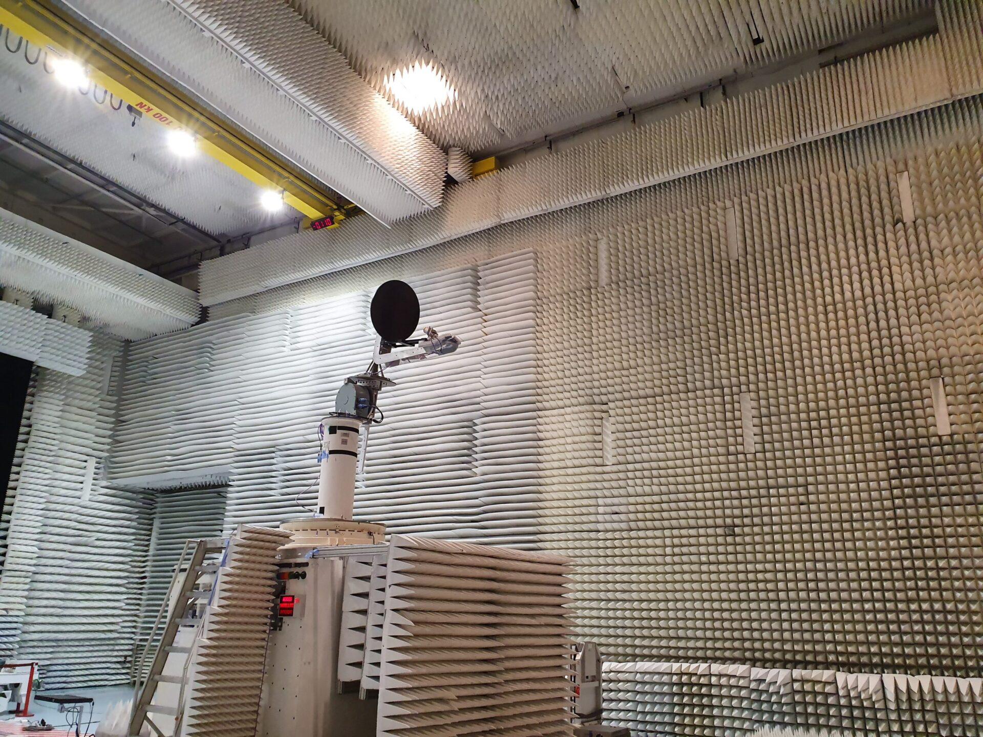 PICO terminal testing at Thales